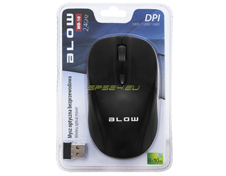 Wireless optical mouse MB-10 1600 DPI