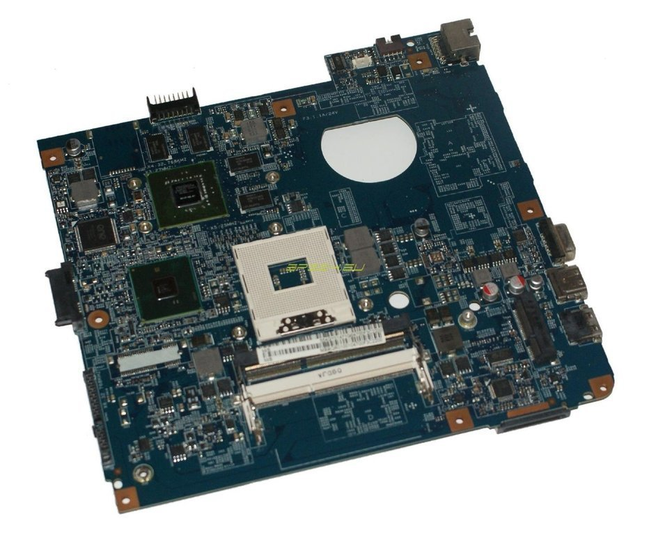 Motherboard MB.BQR01.001 09920-3 JE40-CP Packard Bell EasyNote NM85 nVidia GT330
